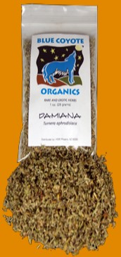 Damiana Smoking Herb