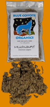 Mugwort Smoking Herb