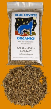 Mullein Leaf Smoking Herb