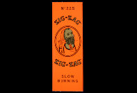 ZigZag Orange Rolling Paper